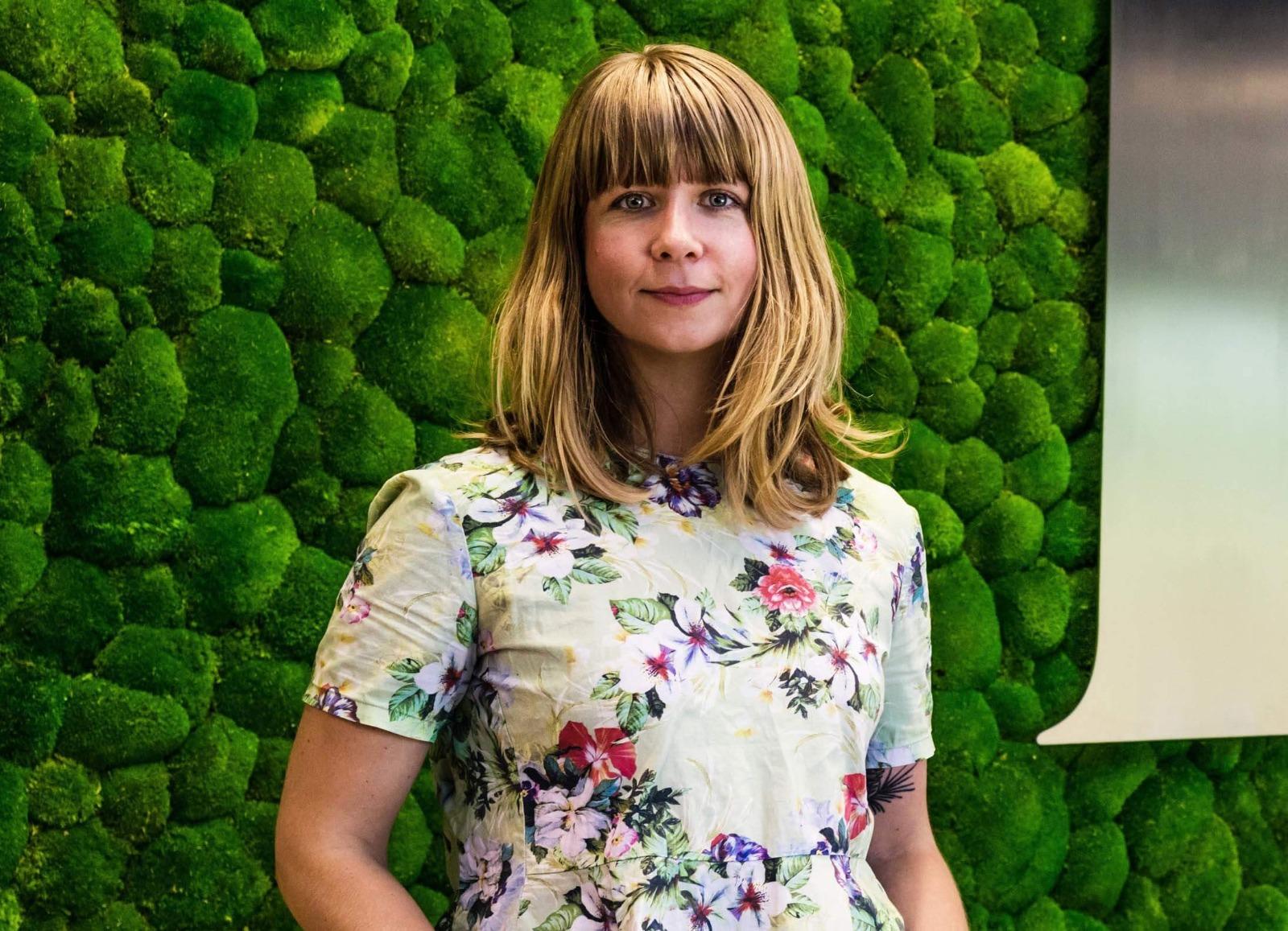 Lisa   Head of Design